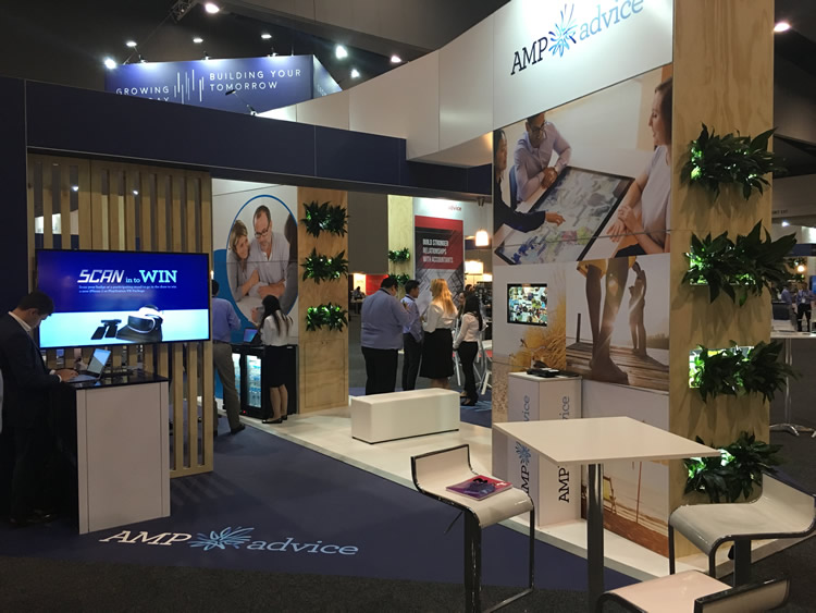 Design Your Exhibition Stand : How to increase traffic to your exhibition stand corporate event